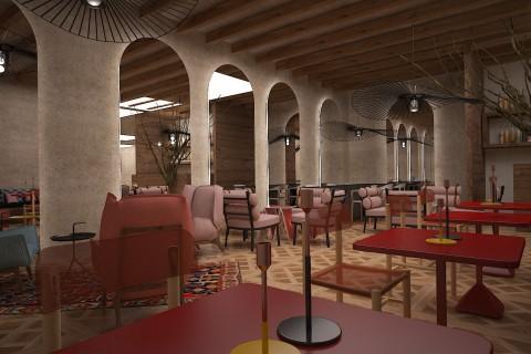 BARI ITALY CAFE