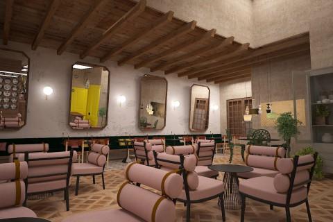 CAFE BARI ITALY