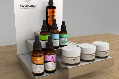 Display Over The Counter for Anaplasis